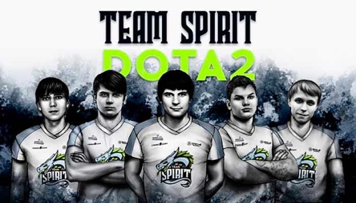 Team Spirit 13.04.2020