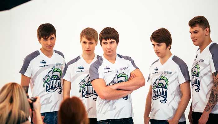 Team Spirit 27.04.2020