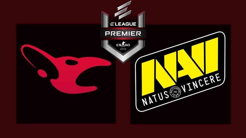 NaVi - mousesports: прогноз на матч 31 мая 2020