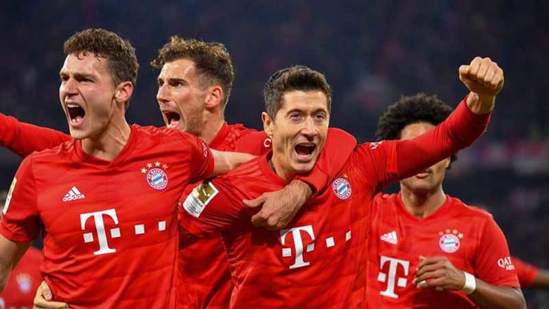 Боруссия Д — Бавария: прогноз на матч 26 мая 2020