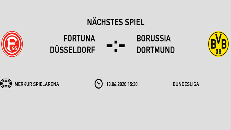 Фортуна - Боруссия Д: прогноз на матч 13 июня 2020
