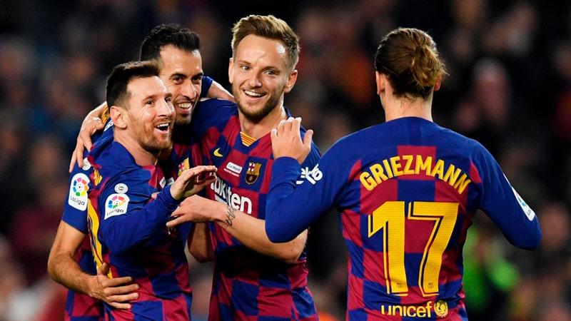Мальорка - Барселона: прогноз на матч 13 июня 2020