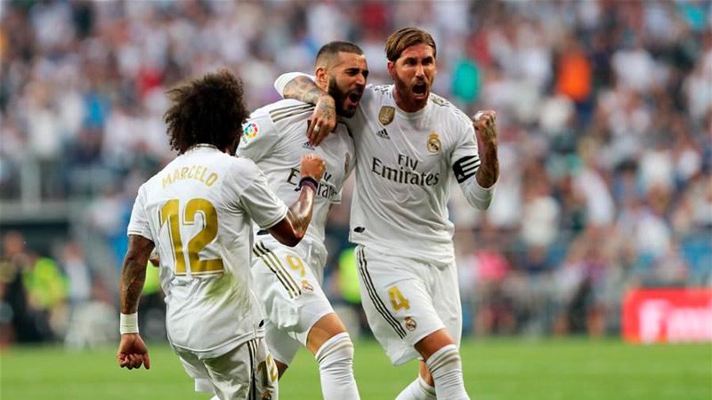 Реал Мадрид - Эйбар: прогноз на матч 14 июня 2020
