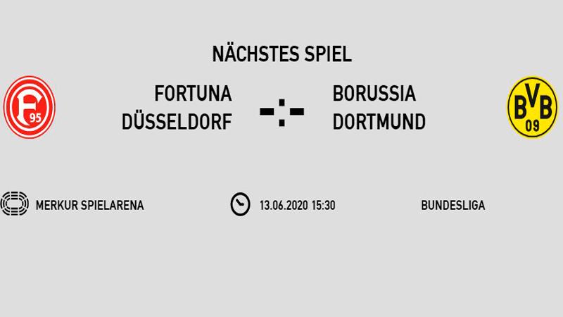 Фортуна — Боруссия Д: прогноз на матч 13 июня 2020