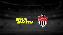 Parimatch стал генеральным партнером ФК «Химки»