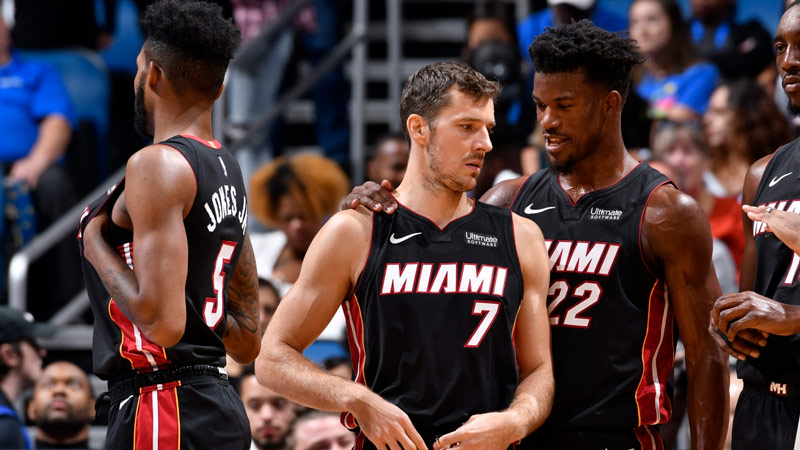 Майами — Бостон: прогноз на матч 24 сентября 2020