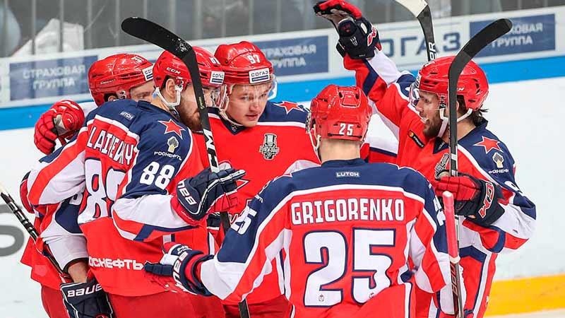 ЦСКА - Салават Юлаев: прогноз на матч 12 ноября 2020