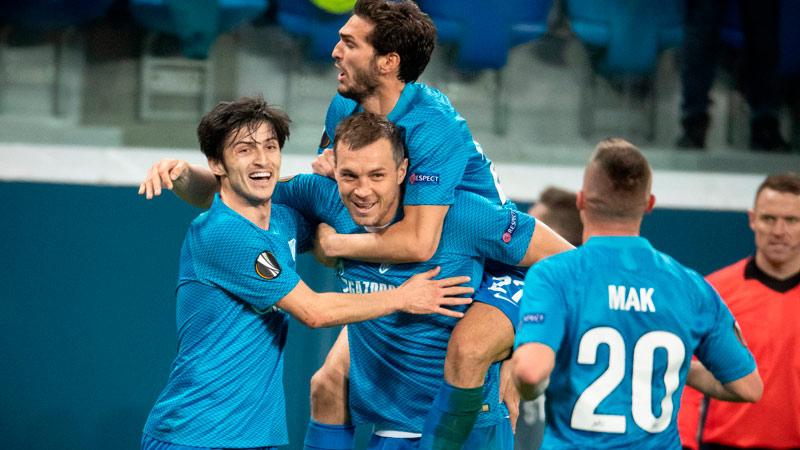 Зенит - Краснодар: прогноз на матч 8 ноября 2020