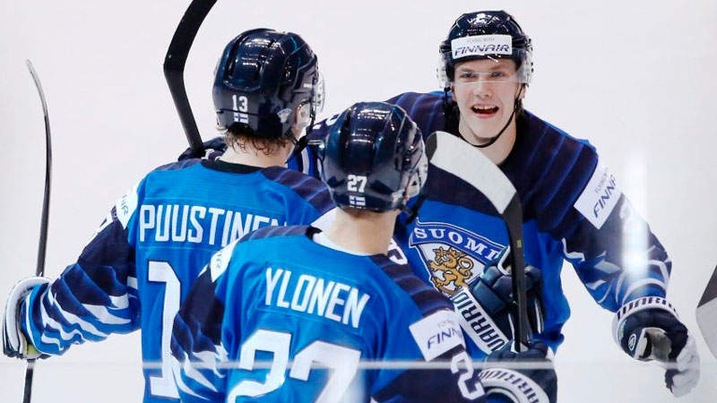 Финляндия - Швеция: прогноз на матч 19 декабря 2020