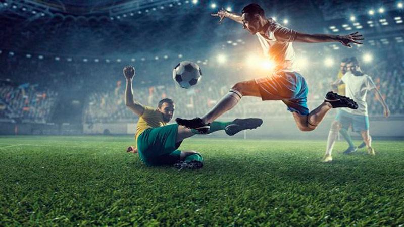 Бабочка в футболе