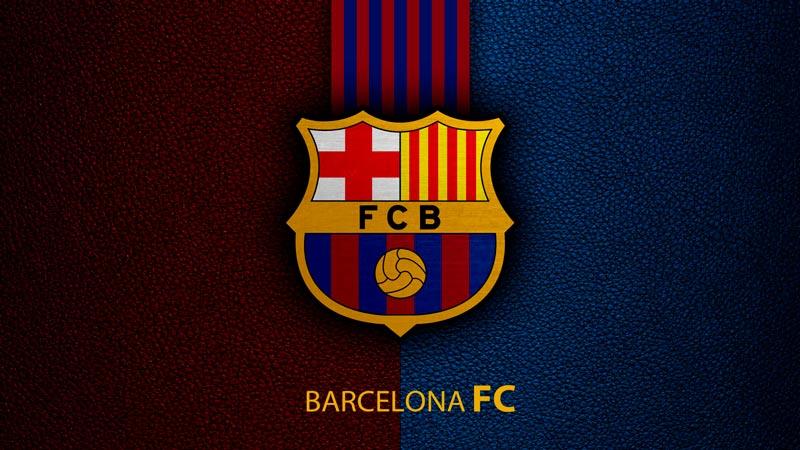 «Барселона» логотип