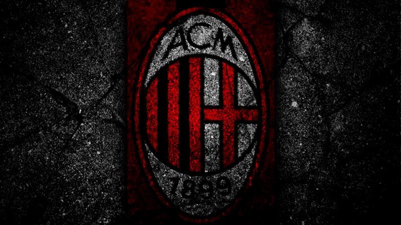 «Милан» логотип