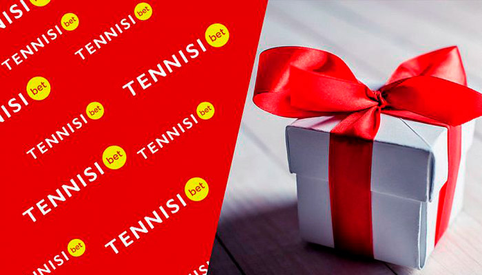 Бонус за регистрацию от Тенниси