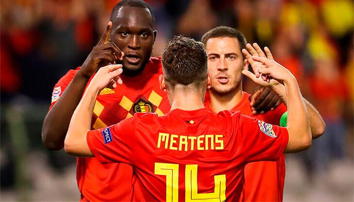 Бельгия выиграет группу на Евро 2020