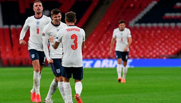 Англия выиграет группу D на Евро-2020