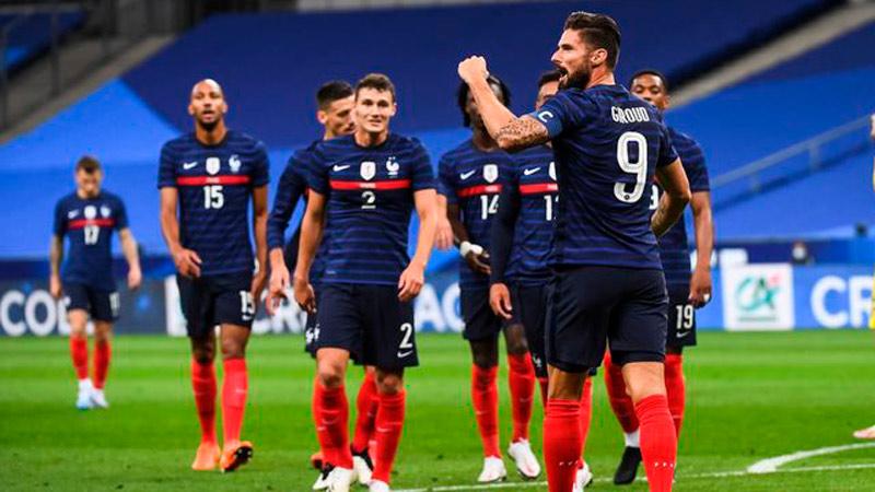 Франция выиграет ЕВРО-2020