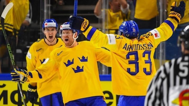 Швеция - Чехия: прогноз на матч 27 мая