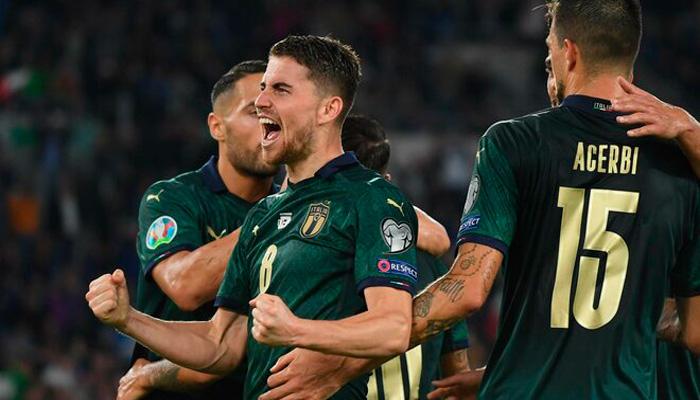 Италия выиграет группу А на ЕВРО-2020
