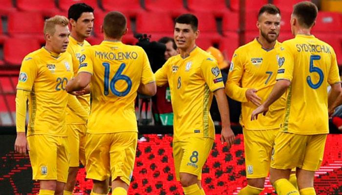 Украина может выиграть группу С на ЕВРО-2020